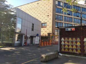 Платная парковка в центре Москвы Плутон