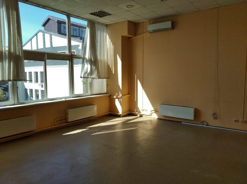 Аренда офиса в Москве рядом с метро Курская