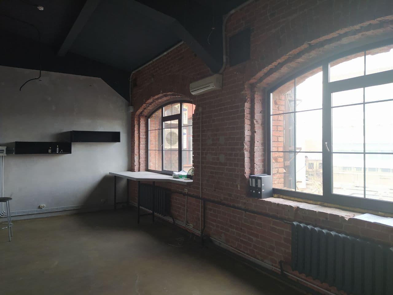 Аренда офиса в стиле лофт рядом с метро Курская