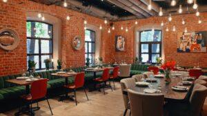 Ресторан Пергамент на Курской
